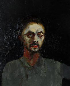 Petr Shvetsov, painting